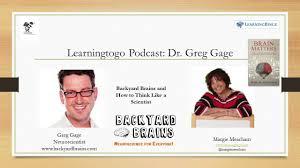 learningtogo podcast dr greg gage backyard brains