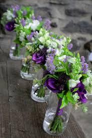 Purple Wedding Flowers 55 Best Purple Lavender Wedding Flowers Images On Pinterest