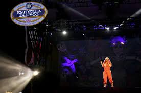 halloween holograms jenni rivera hologram surprises fans at day of the dead event in
