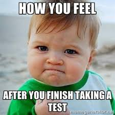 College Test Meme - st anthony catholic high school sat and act