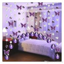 Purple Butterfly Curtains Best Crystal Butterfly Curtains To Buy Buy New Crystal Butterfly