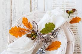 thanksgiving table décor made easy