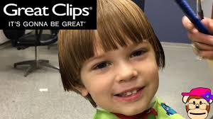 hair cut great clips it u0027s gonna be great youtube