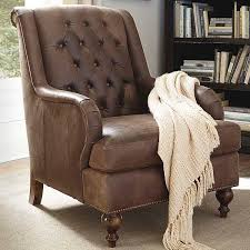 Nailhead Accent Chair Classic Style Accent Arm Chair