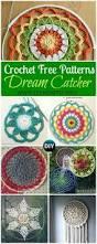 best 25 crochet dreamcatcher ideas on pinterest crochet