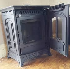 lennox bella cast pellet stove earth sense energy systems