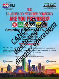 Dallas Zoning Map Office Of Emergency Management Preparedness Fair