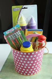 basket ideas top 50 easter basket gift ideas healthy ideas for kids