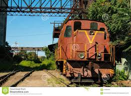 rusty train old rusty russian train editorial photo image of cemetery 57896556