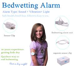 bed wetting solutions wireless urine bed wetting alarm for bedwetting wet reminder new