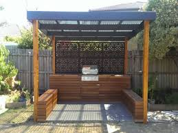 Outdoor Areas by Outdoor Bbq Areas