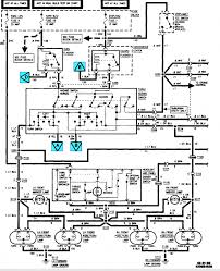 wiring diagrams 1995 chevy need wiring color code tail lights