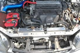 1994 honda accord radiator honda prelude performance aluminum radiator 1997 2001