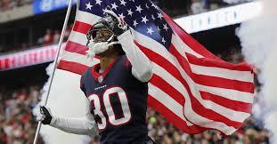 Houston Texans Flags Texans Corner Kevin Johnson Remaining Patient In Tough Season