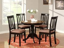 kitchen table tall kitchen table round bar table 5 piece counter