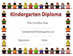 preschool certificates stunning preschool graduation certificates templates pictures