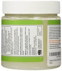 amazon com organic coconut oil extra virgin cold pressed