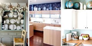 small kitchen cabinet design ideas above kitchen cabinet ideas stylish and budget ways to