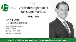 Baden Badener Versicherung über Mich Versicherungsmakler Jan Pohl Aachen