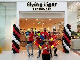 Flying Tiger Store Flying Tiger Copenhagen Linkedin