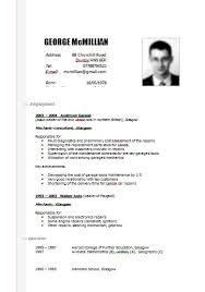 cv resume format get resume template format cv sles sle or brianhans me