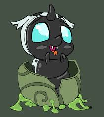 changeling larvae u201d those things are adorable omg by pabbley my