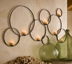 candle wall decor the home design some steps to make your own