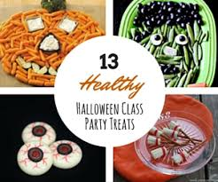 13 healthy halloween class party treats homeroom mom