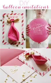 diy ideas how to make an invitation card pretty designs