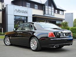 rolls royce ghost 2016 used 2016 rolls royce ghost 6 6 4dr for sale in west midlands