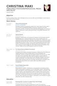 Landscape Owner Resume Owner Photographer Resume Samples Visualcv Resume Samples Database