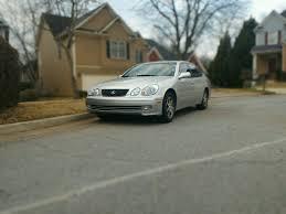 2000 lexus gs300 sedan 2000 lexus gs300 platinum edition