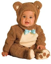 Baby Halloween Gifts by Teddy Bear Costume For Infants Teddy Bear Baby Costume Puppy