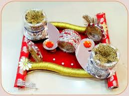 wedding tray designer wedding packing tray in parle point surat exporter and