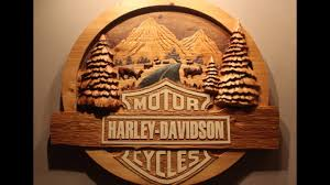 carved wood sign by fox wood signs