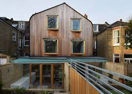 1950s Page 2 Ugly House Photos by Knox Bhavan Architects U0027 Pair Of Brownstone Terraces In London