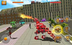 scary apk scary dino robot 3d city battle 2018 1 0 apk android 4 0 x