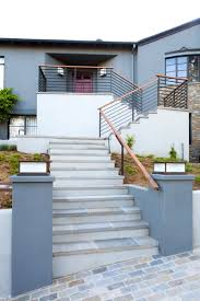 Home Exterior Design Stone Photos Hgtv Contemporary Home Exterior With Stone Steps Haammss