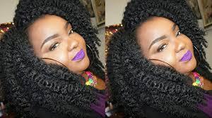crochet black hair photos protective style zury bantu black crochet hair youtube