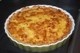 cuisine facile et pas cher recette simple et pas chère la tarte aux oignons nouvelle