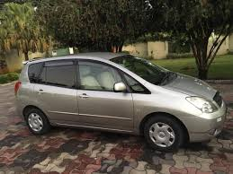 mitsubishi mpv 2000 2002 toyota spacio car showroom zambia online car market place