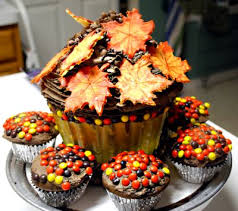 thanksgiving cakes cupcakes and cake pops popsugar creative ideas