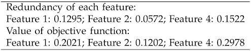 feature selection using f information measures in fuzzy
