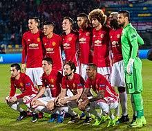 Manchester United 2016 17 Manchester United F C Season