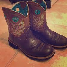 ariat s boots size 12 ariat baby boots size 8 b fatbaby boots baby boots and
