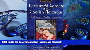 pdf free download the perfumed garden of cheikh nefzaoui a