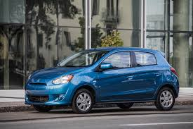 2014 mitsubishi mirage performance review the car connection