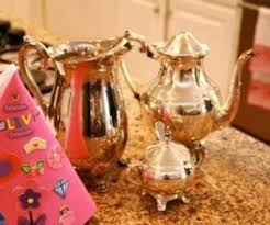 Tea Party Decorations For Adults Princess Birthday Party Creative Party Blog