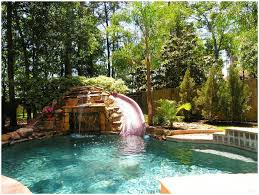 Backyard Pools And Spas by Backyards Chic Image Of Garden Beautiful Backyards Oasis 50