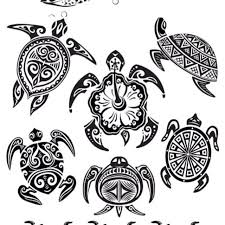 30 best tribal turtle tattoo stencils images on pinterest